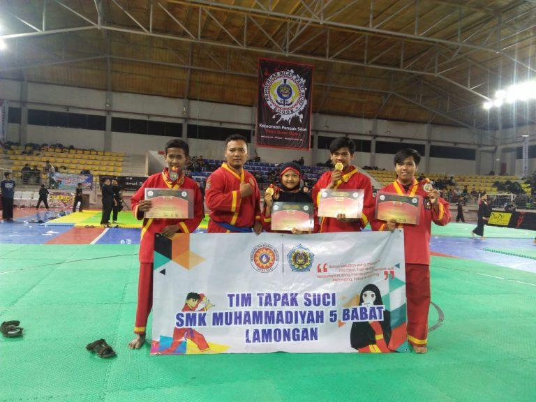 Prestasi SMK Muhammadiyah 5 Babat